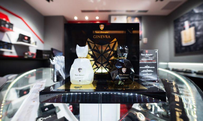 GINEVRA - Tonino Lamborghini Women's Fragrance Collection Launch